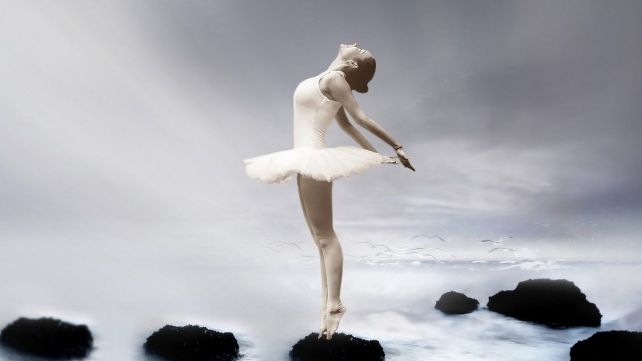 metoda de slabit balerina