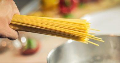 Spaghete: Cel mai simplu mod de măsurat o porție