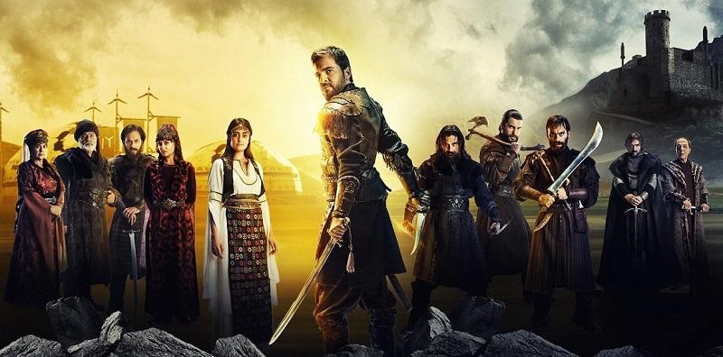 Game of Thrones turcesc: Putere şi glorie / Diriliş: Ertugrul