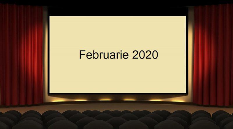 Filme în februarie 2020
