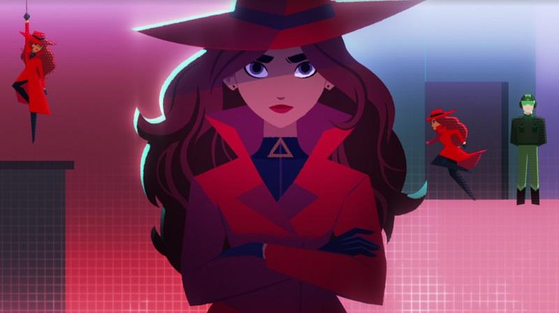 Carmen Sandiego: A fura sau a nu fura
