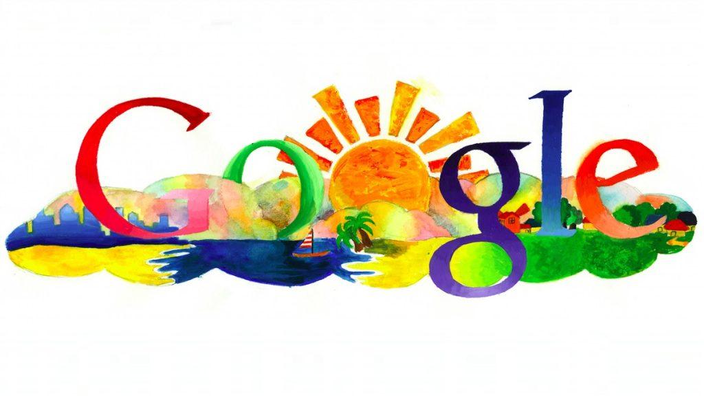 Google doodle - exemplu