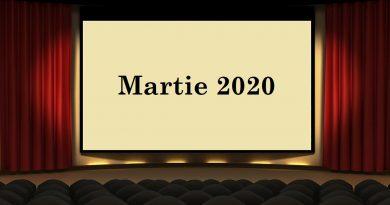 Filme noi în cinema și pe Netflix – martie 2020