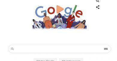 Google sărbătoreşte Ziua Femeii: Doodle special de 8 Martie