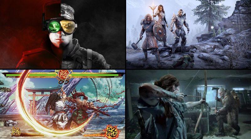 jocuri video în iunie 2020