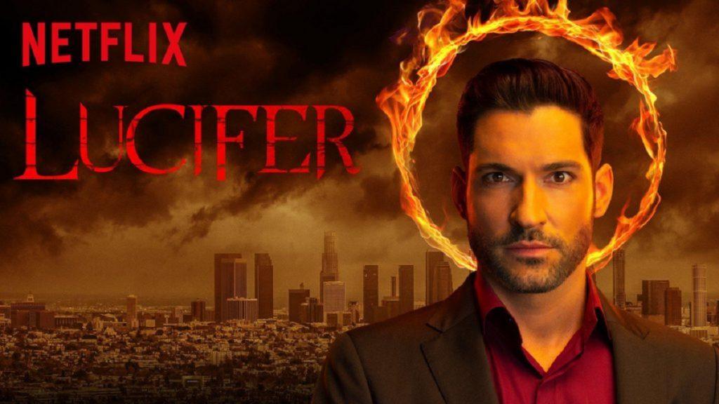 Afis serial Lucifer, sezonul 5