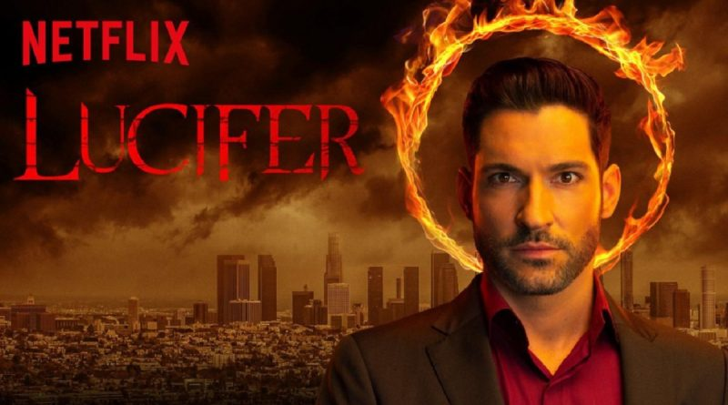 Afis serial Lucifer, sezonul 5